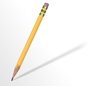 هل تستطيع بيع قلم رصاص؟