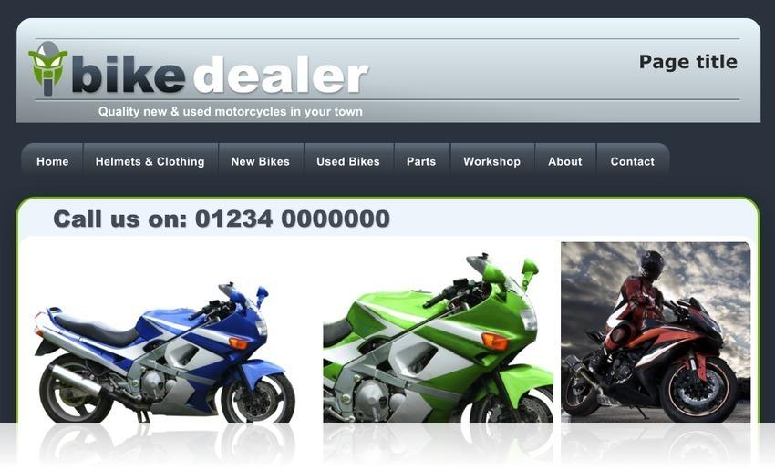 Bike Dealer