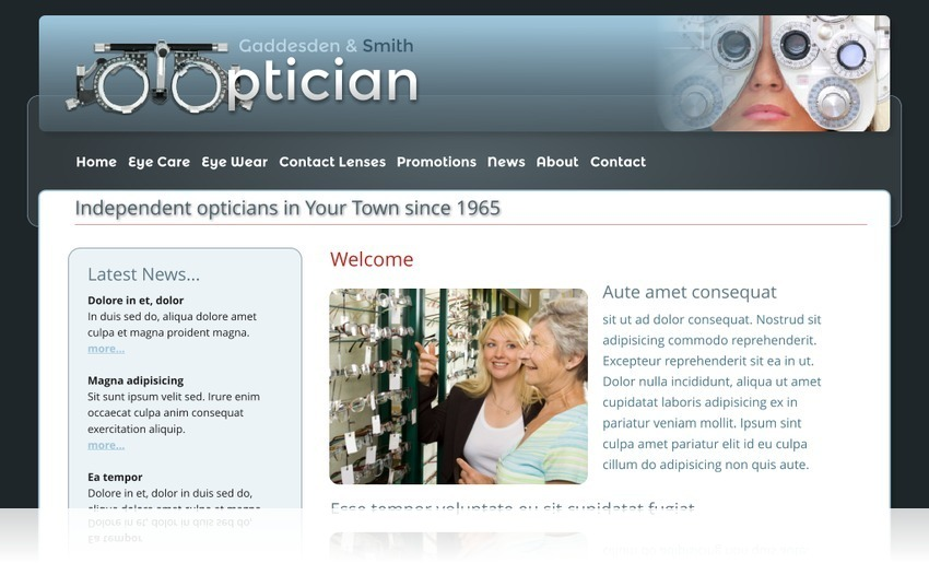 Optician 2