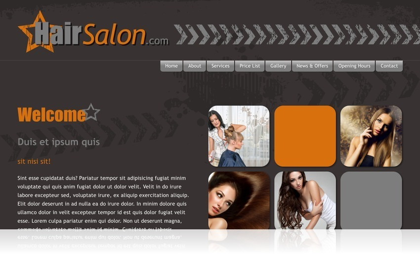 Hair Salon 4