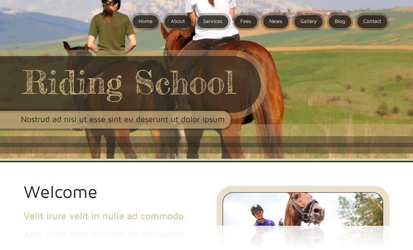 Riding School 4