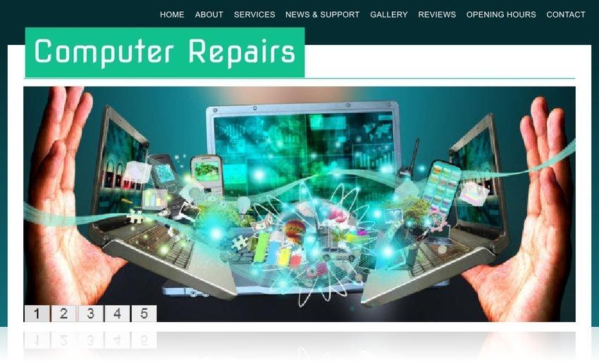 Computer Repairs 1