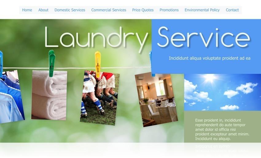 Laundry Service 1