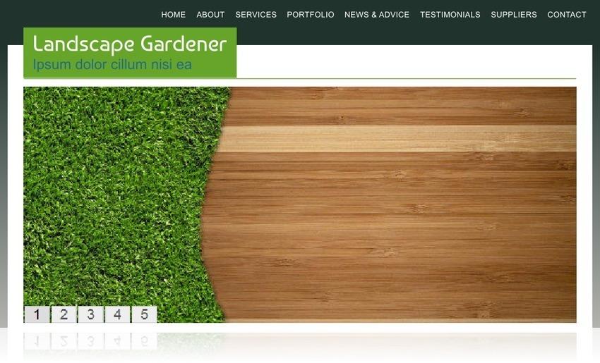 Landscape Gardener 1