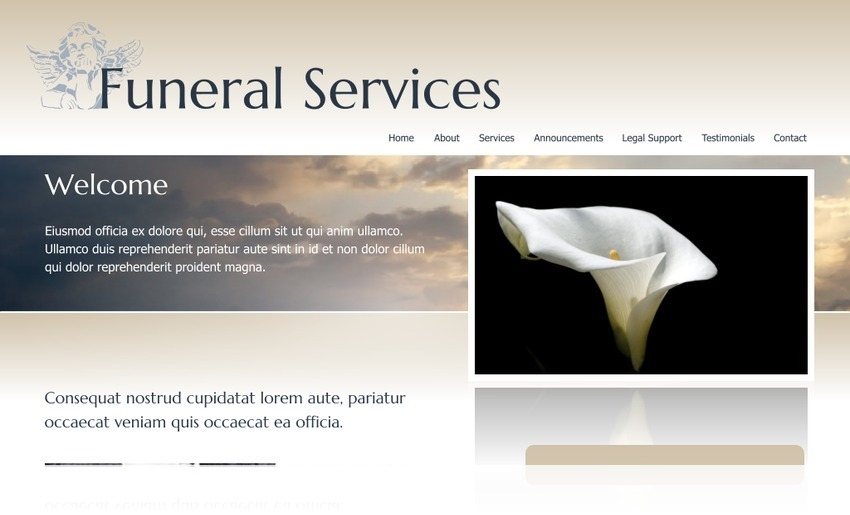 Funeral Services 1