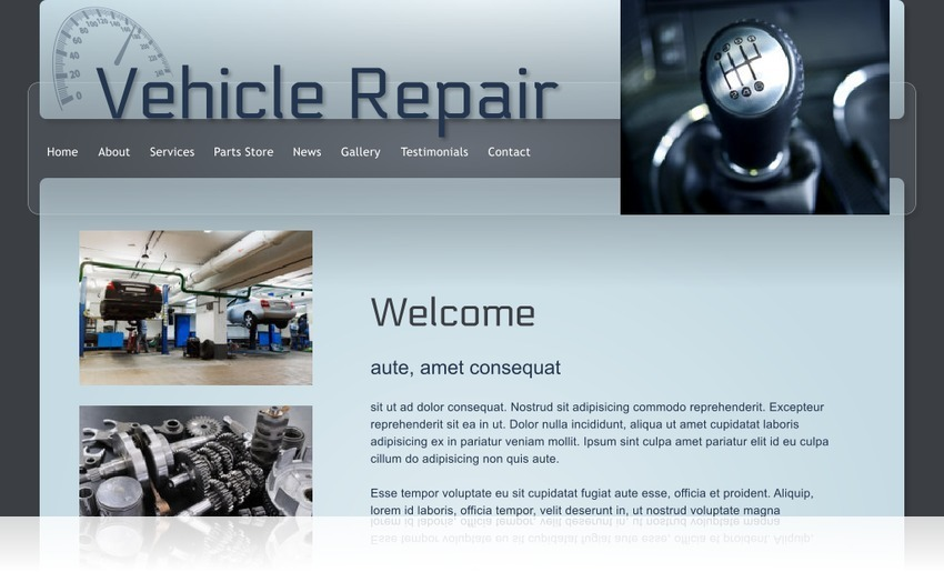 Vehicle Repairs 2)