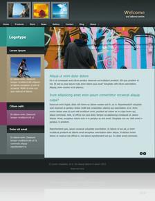 Xara Web Designer Template Pack 1