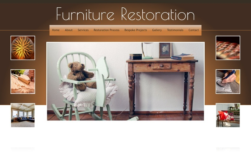 Furniture Restoration 2