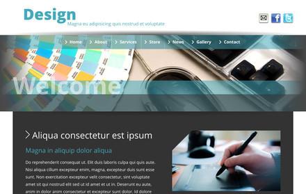 Xara Web Designer Templates