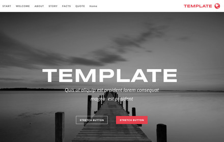 Xara Web Designer Templates - Template based web design