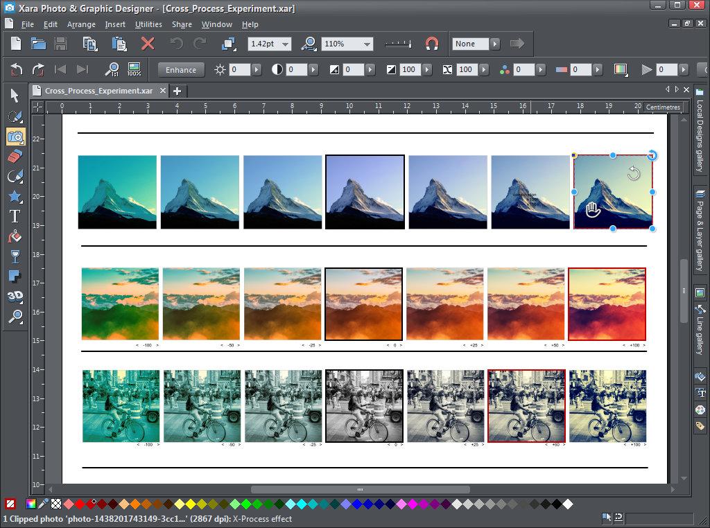 Resultado de imagen para Xara Photo & Graphic Designer 16