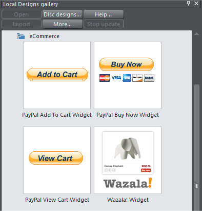 xara designer pro advanced features
