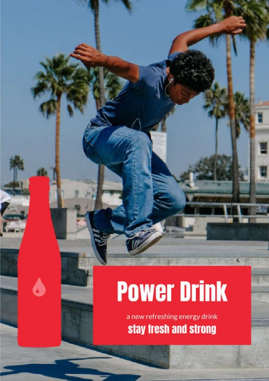 Booklets – Energy Drink