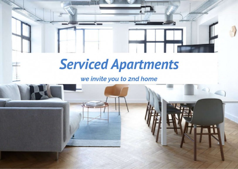 Booklets – Serviced Apartments