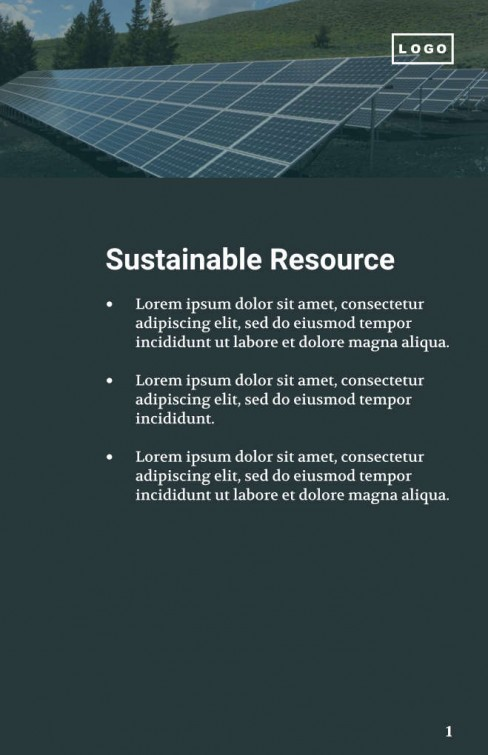 Brochures – Sustainability