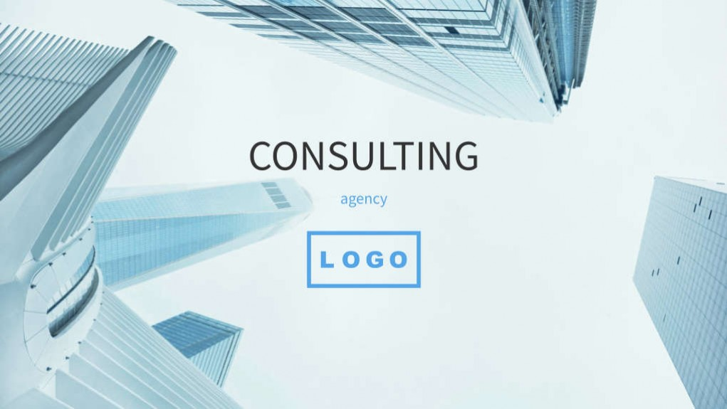 Presentations – Consulting Firm