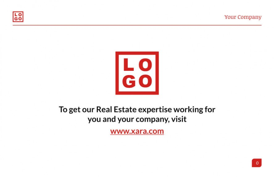 Real Estate – Brochures – Leading